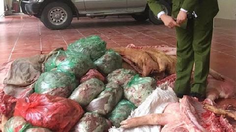 Việt Nam vẫn tràn lan thực phẩm bẩn