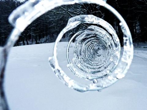 7 hiện tượng siêu lạ kỳ xuất hiện khi trời cực lạnh