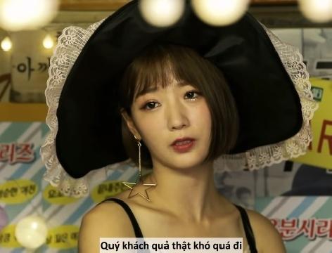 [SNL Korea] Bạn gái 3 phút Apink - Phần 3