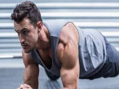 Bài tập giúp bờ vai đàn ông nở nang vững chắc