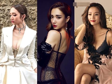 """5 Hoa hậu Hong Kong công khai tổ chức """"Tiệc trinh nữ"""""""