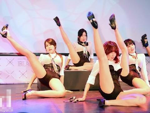 Những vũ đạo Kpop chỉ dành cho 18+
