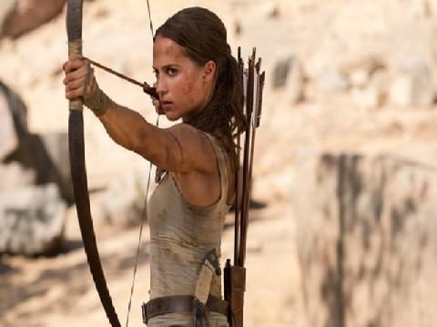 7 tháng tập luyện để vóc dáng hoàn hảo của mỹ nhân 'Tomb Raider'
