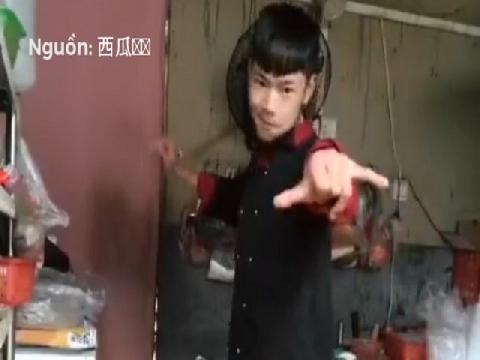 Khi bạn yêu võ thuật nhưng phải làm đầu bếp!