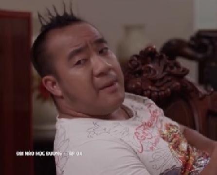 [Phim Hài] Đại Náo Học Đường Tập 4 - Hoài Linh, Chí Tài