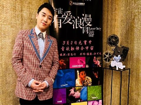 Seungri (BigBang) 'bắn' tiếng Trung như gió trong phim mới