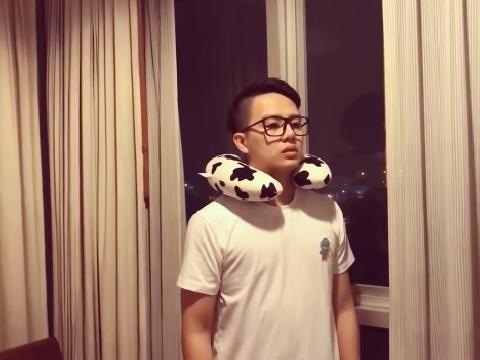 Duy Khánh bị tẩu hỏa nhập ma khi làm thần đồng toán học