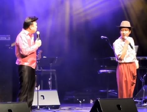 Trường Giang kể chuyện yêu Hồ Ngọc Hà và Tăng Thanh Hà