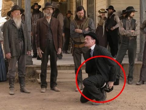 Hài: 'Tào Tháo' không ngăn nổi bước chân Cao bồi