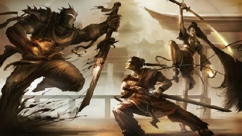 7 sự khác biệt Bá Đạo giữa Ninja và Samurai