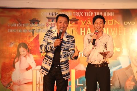 Hài Vân Sơn, Hoài Linh: Hai ông bà