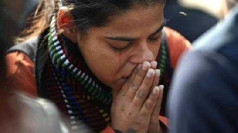 Bé gái 8 tuổi bị 8 người đàn ông cưỡng bức, giết hại ở Ấn Độ