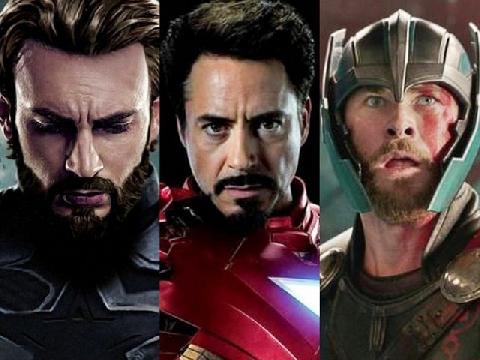 Kế hoạch nghỉ hưu của các siêu anh hùng Marvel