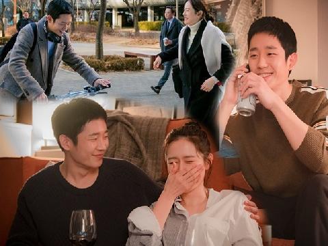 Những khoảnh khắc cute lạc lối của người yêu 'chị đẹp' Jung Hae In