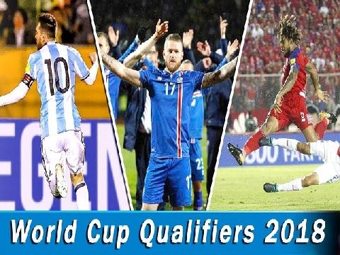 50 bàn thắng đẹp nhất VL World Cup 2018 (P1)