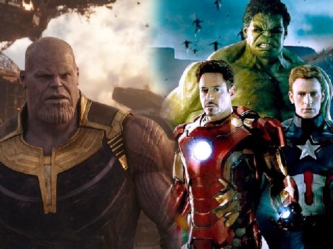 Ngã ngửa xem clip 'bóc phốt' kỹ xảo tạo ra các siêu anh hùng Marvel
