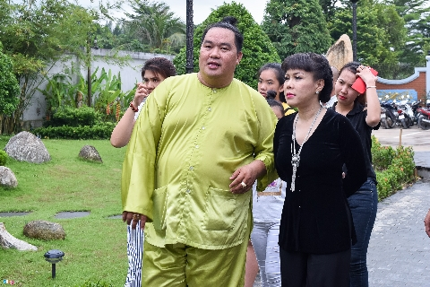 Hài Trấn Thành: Cuội chơi khăm phú ông
