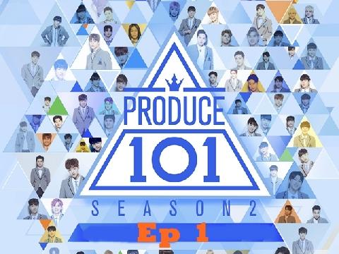 Produce 101 vietsub mùa 2 - tập 1 - phần 1