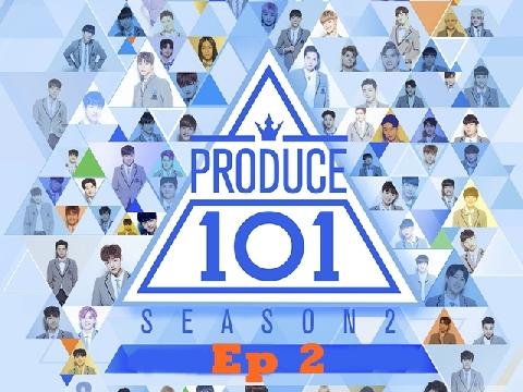 Produce 101 vietsub mùa 2 - tập 2 - phần 2(end)