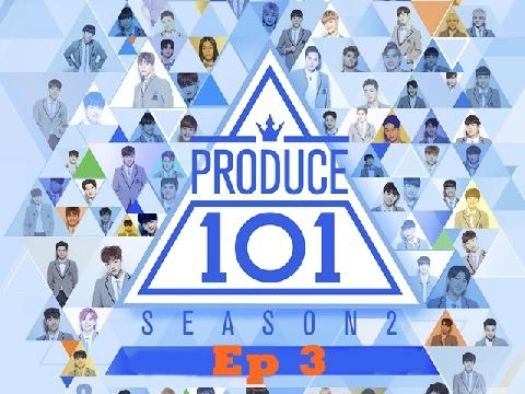 Produce 101 vietsub mùa 2 - tập 3 - phần 1