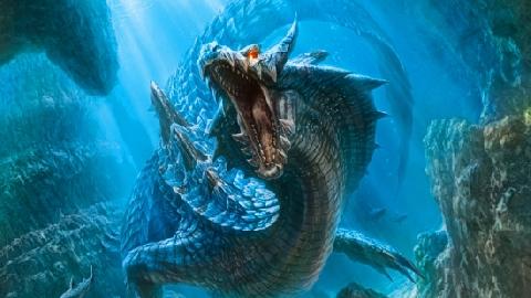 Truyền thuyết về 9 Đứa Con Ruột Của Rồng