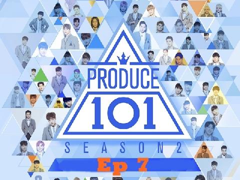 Produce 101 vietsub mùa 2 - tập 7 - phần 1
