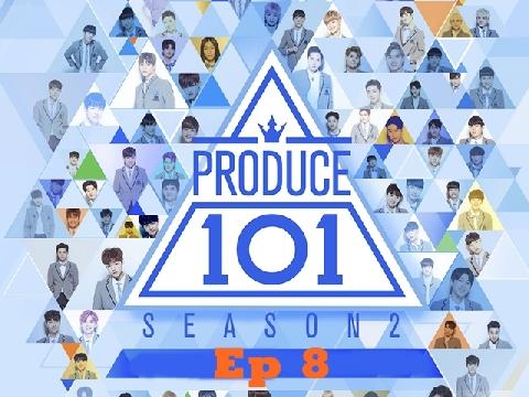 Produce 101 vietsub mùa 2 - tập 8 - phần 1