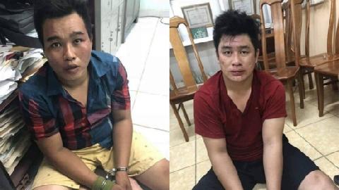 Nhóm trộm đâm chết 2 hiệp sỹ trong vòng 13 giây