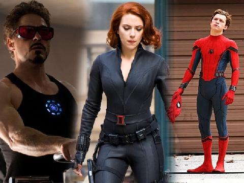 Các siêu anh hùng tập luyện thế nào để đóng 'Avengers: Endgame'