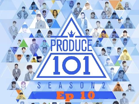 Produce 101 vietsub mùa 2 - tập 10 - phần 1