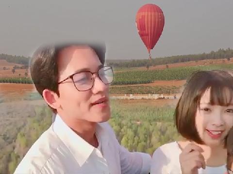 'Em Gái Mưa' bản điện ảnh chơi khủng, dùng khinh khí cầu quay phim
