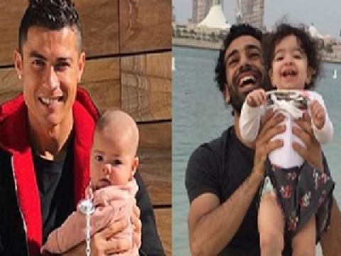 Cận cảnh cuộc sống đời thường của Ronaldo và Salah