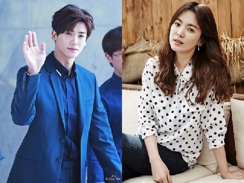 Mối quan hệ 'bất ngờ' giữa Song Hye Kyo và Park Hyung Sik