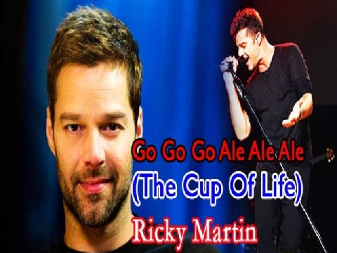 Ca khúc World Cup 1998: The Cup of Life - Ricky Martin