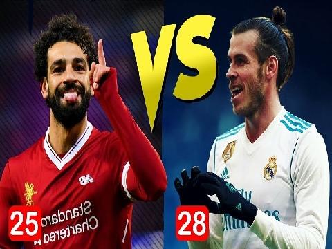 Bale vs Salah: Ai đua tốc độ khủng khiếp hơn?