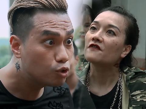 Lộ clip Vân Dung chửi tục, tát thẳng mặt Phan Hải trong 'Người Phán Xử Tiền Truyện'
