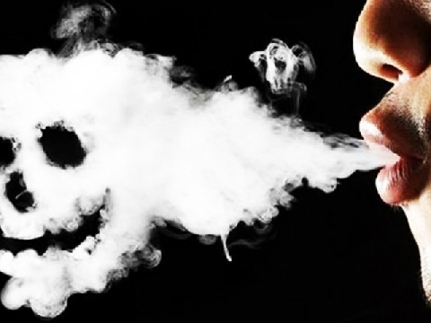Sự tàn phá kinh hoàng của thuốc lá với phổi