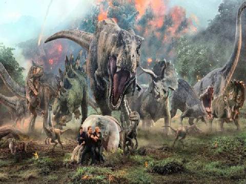Loài khủng long nào sẽ 'xưng bá' trong 'Thế Giới Khủng Long 5'?