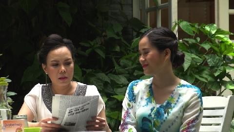 Lâm Vỹ Dạ đánh ghen Việt Hương siêu sang chảnh và thần thái