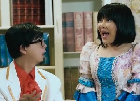 Phim Hài 2018: Nữ Vệ Sỹ - Việt Hương, Thái Vũ FAPtv