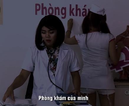 Hài kịch: Phòng Khám 3Đ Tập 2- Con vong 3 đầu