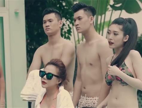Phim Hài 2018 Súng Hai Nòng - Nhật Nguyệt Band, Hứa Minh Đạt
