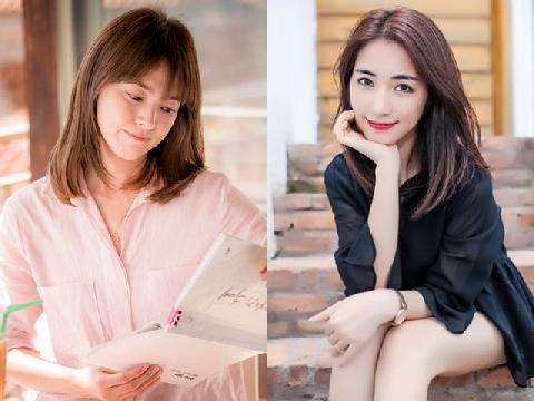 Hòa Minzy đóng vai bác sĩ Kang 'Hậu duệ mặt trời' khiến ai xem cũng sợ