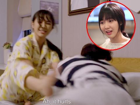 'Thánh nữ bolero' Jang Mi thẳng chân đạp 'chồng' ngay trong đêm tân hôn