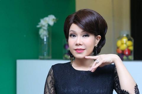 Hài Việt Hương: Bé thi nói tiếng Việt