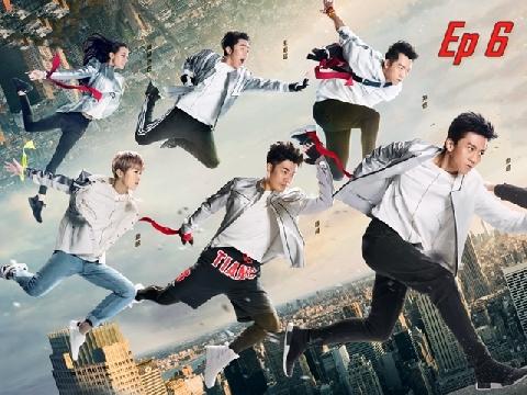 Running Man Trung Quốc Season 5 - tập 6/2