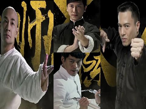 Hoàng Phi Hồng, Hoắc Nguyên Giáp, Diệp Vấn và Trần Chân cùng 'đại náo' màn bạc