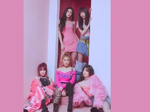 Cookie Jar - Red Velvet
