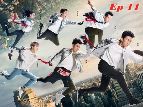 Running Man Trung Quốc Season 5 - tập 11/2
