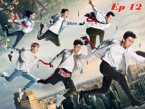 Running Man Trung Quốc Season 5 - tập 12/4